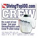 Vintage-Ringer-Style-DivingTop100com-CREW-T-Shirt